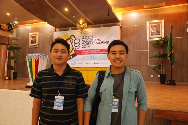 Mahasiswa FE UNSYIAH Ikuti Aceh Cloud and Mobile Gaming Bootcamp 2014