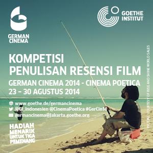 Penulisan Resensi Film German Cinema 2014 – Cinema Poetica – Aceh