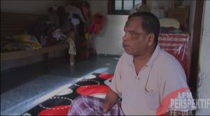 """Cuplikan dari film dokumenter """"Hikayat Dari Ujung Pesisir""""."""