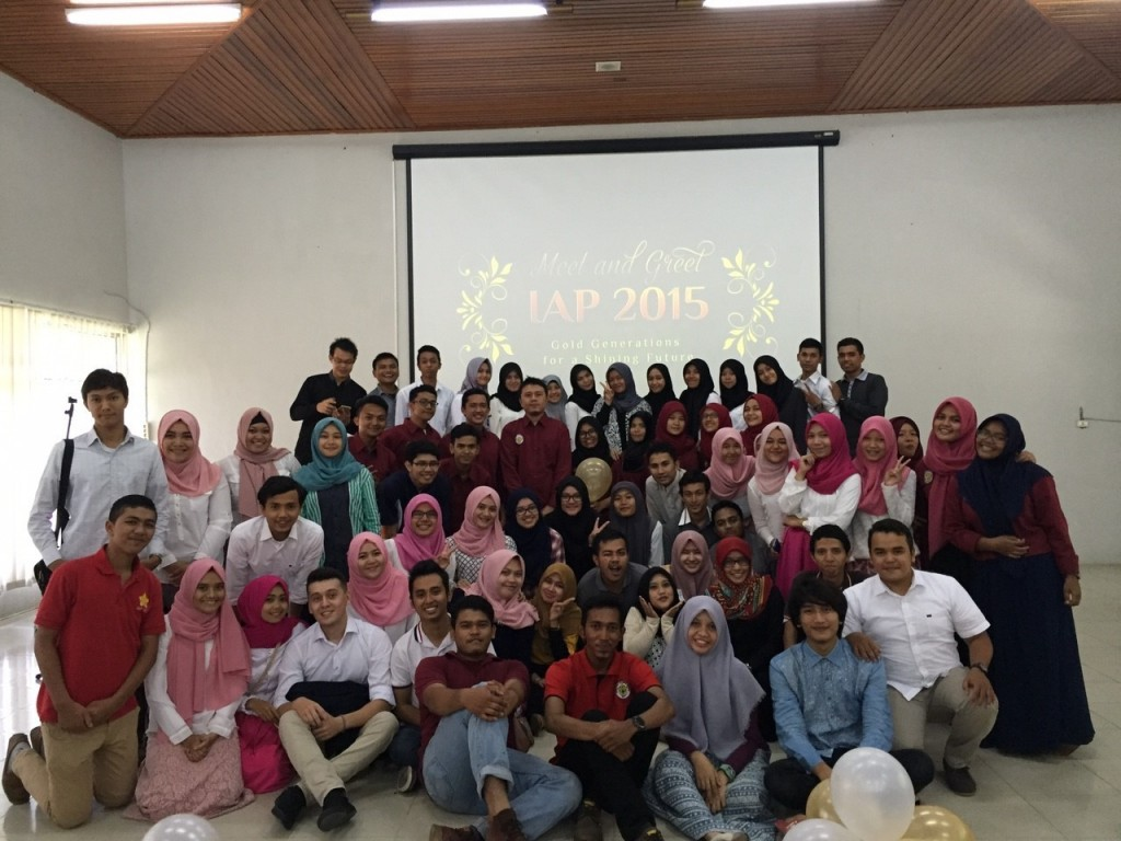 Meet & Greet IAP 2015: International Accounting Program Sambut Generasi Baru