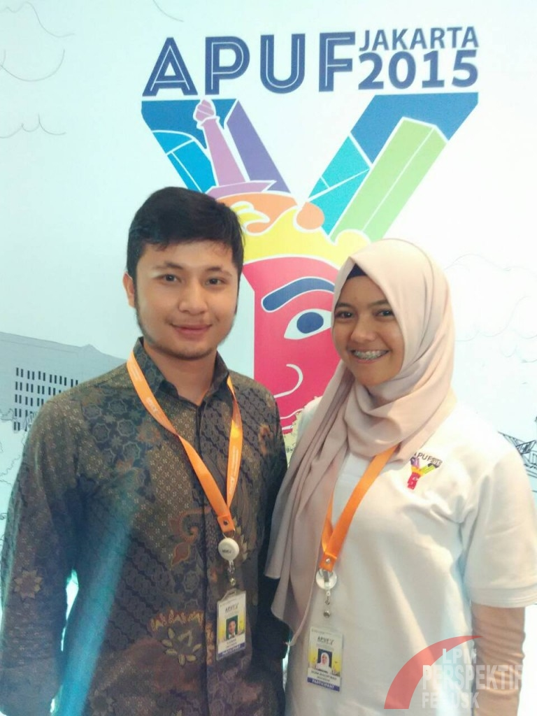 Dua Mahasiswa Ekonomi Jadi Duta Indonesia pada Asia-Pacific Urban Forum Youth Assembly 2015
