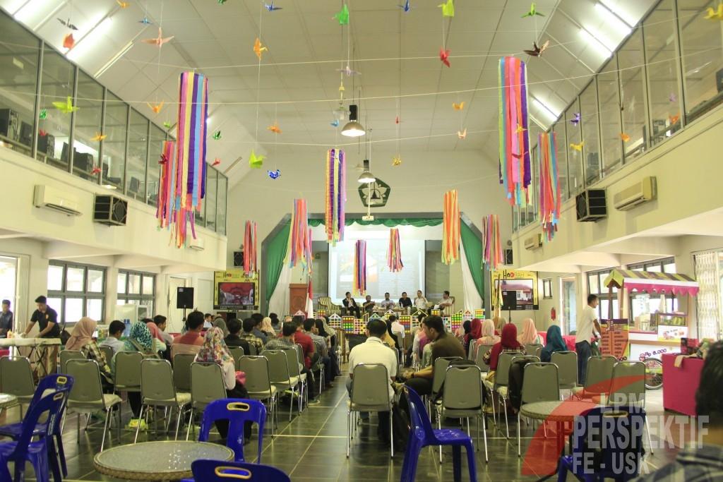 Sepekan Expo Inkubator Tumbuhkan Jiwa Wirausaha Mahasiswa