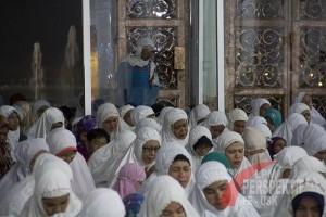 Doa bersama peringatan 10 tahun tsunmami di Masjid Raya Baiturrahman