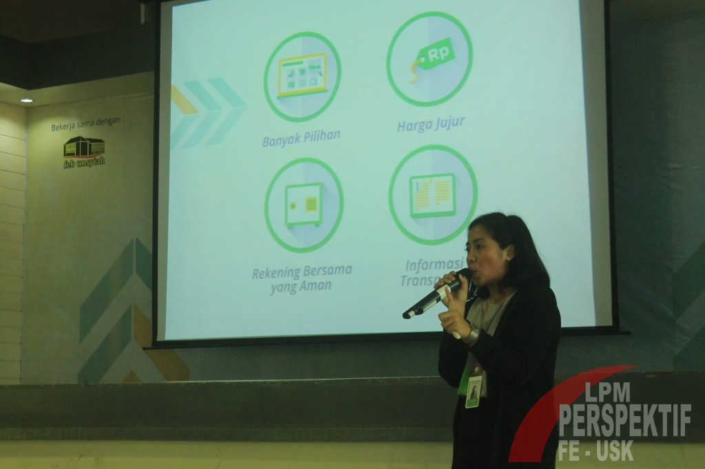 Tokopedia Goes To Campus (Wahyu/Perspektif)