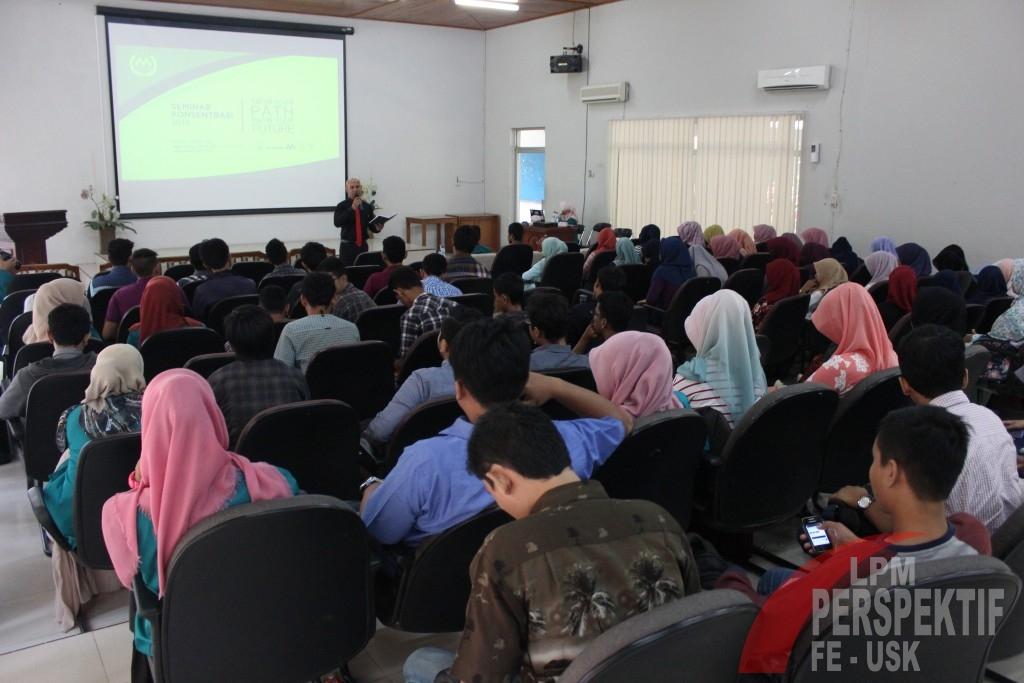 HMM Gelar Seminar Konsentrasi