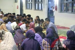 Acara Buka Puasa Bersama LDF Al-Mizan FEB Unsyiah (Lilis/Perspektif)