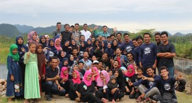 KKN PPM 10 Unsyiah Adakan Saweu Nusa