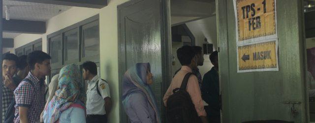 Pemira 2016, Faisyal Jawara di Ekonomi