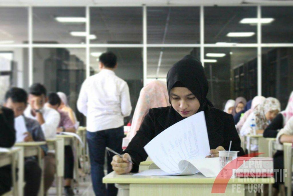 Pemilihan Duta Baca Unsyiah Diikuti Oleh 50 Peserta (Dokumentasi Panitia)