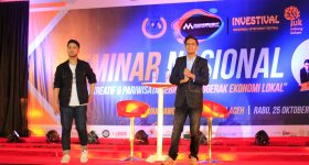 MCF 2017, Himpunan Mahasiswa Manajemen Datangkan SkinnyIndonesian24