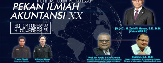 Ketua MPR RI Akan Buka Pekan Ilmiah Akuntansi di Unsyiah