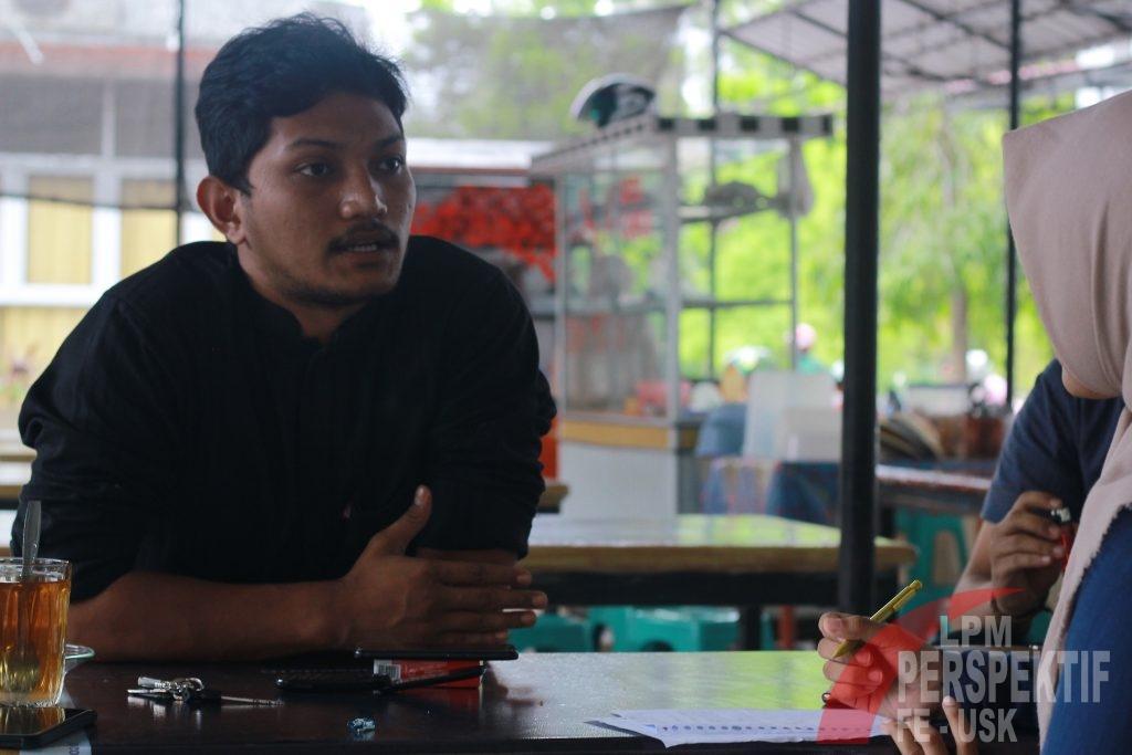 Nazrul Anas: Calon Ketua BEM Diperkenalkan Setelah Sidang Umum DPM