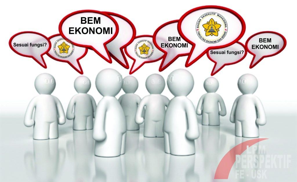 BEM Ekonomi Dalam Kacamata Mahasiswa