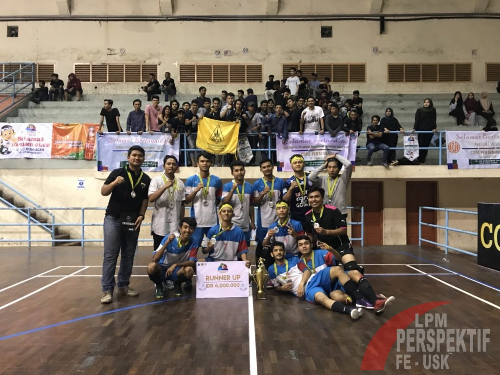 HIMAKA Runner Up di Copa Pertanian 2017