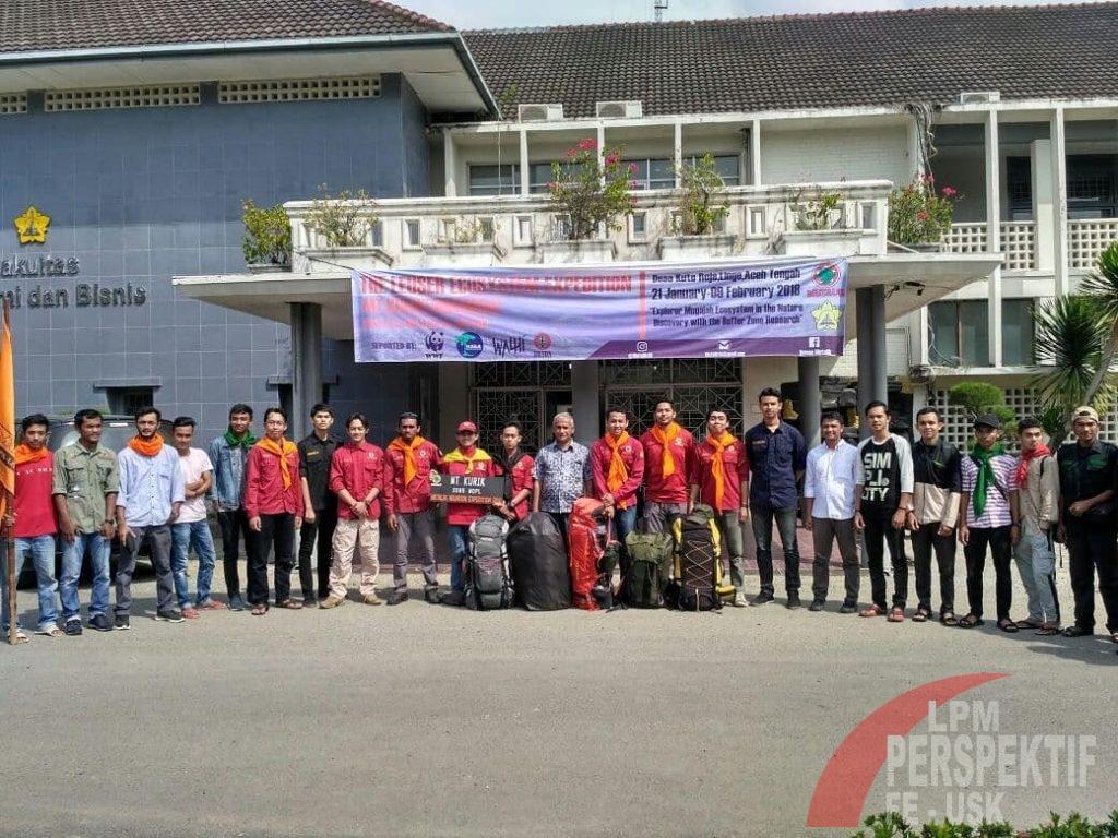 UKM Metalik kembali selenggarakan kegiatan Mountain Expedition