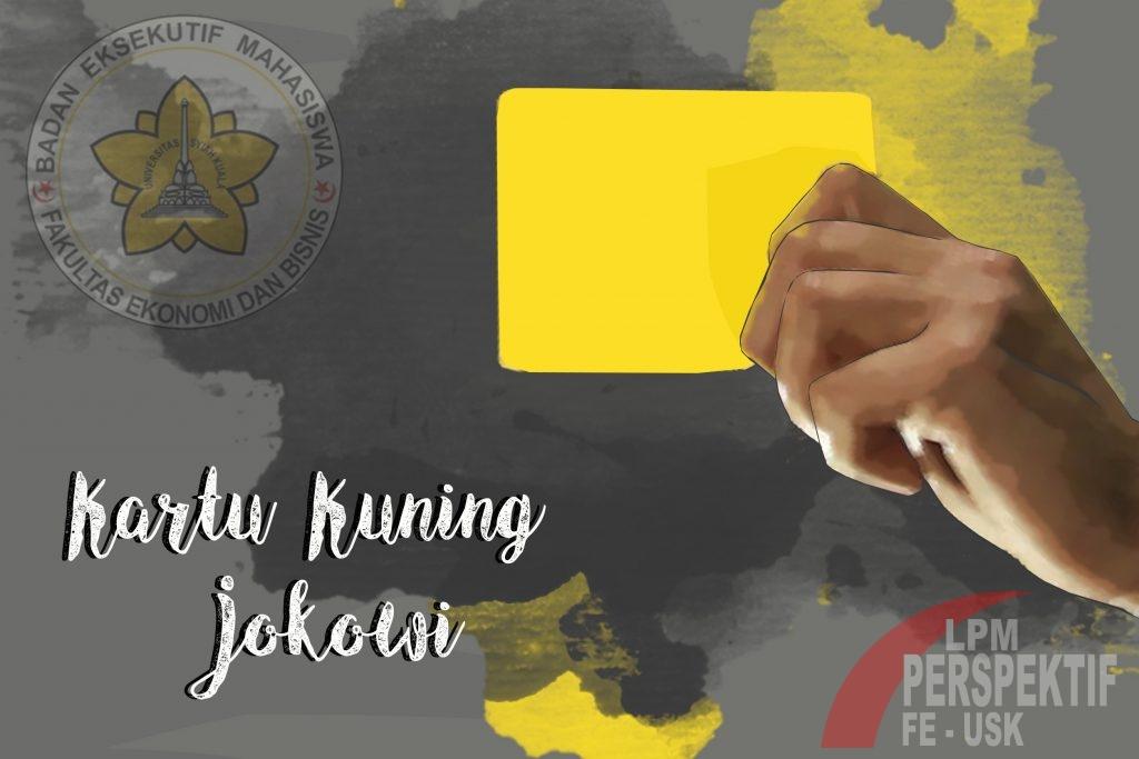 Rais Ikut Komentari Aksi Kartu Kuning Jokowi : Pemerintah Fokus Membangun Negeri atau Fokus Membangun Citra?