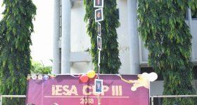 Pererat Solidaritas Internal Mahasiswa EKI Gelar iESA CUP