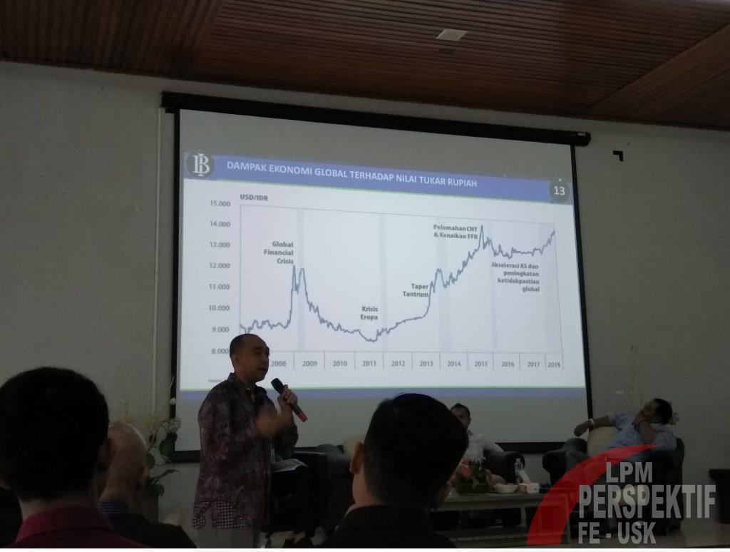Kepala Deputi BI Aceh: Inflasi di Aceh Aman