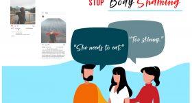 Body Shaming, 'Bayang Hitam' Krisis Kepercayaan Diri