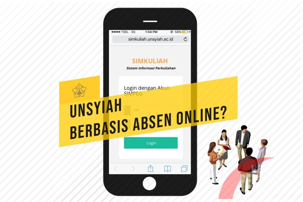Inovasi Baru Unsyiah, Ciptakan Sistem Absensi Online