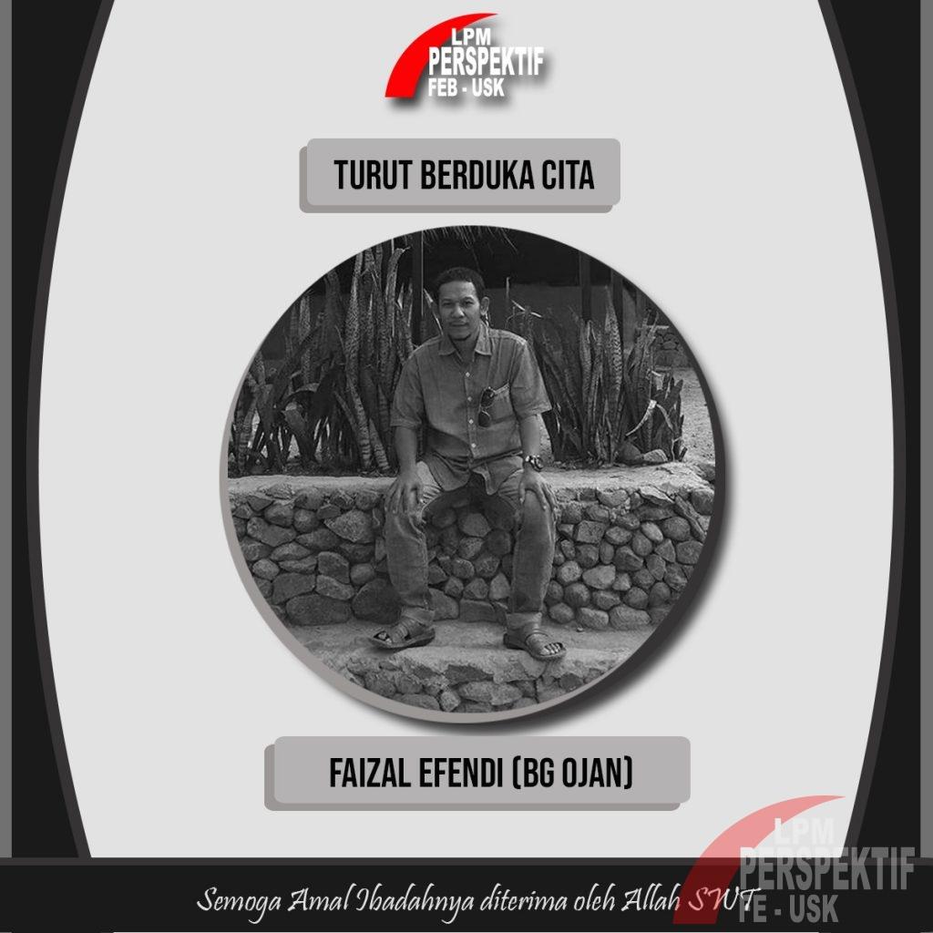 Bang Ojan, Pedagang Mie Legendaries FEB Unsyiah Tutup Usia