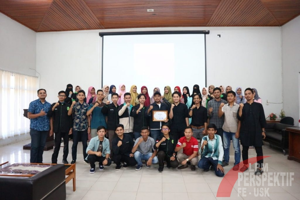 LDF Al-Mizan FEB Unsyiah, Sukses Selenggarakan Workshop Public Speaking