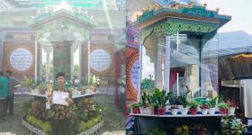 Dua Mahasiswa Ekonomi Islam FEB Unsyiah, Lomba Tahfidz MTQ Unsyiah 2019