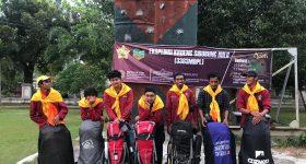 UKM PA-LH METALIK Berhasil Menjajaki Gunung Tertinggi Ke-3 di Aceh