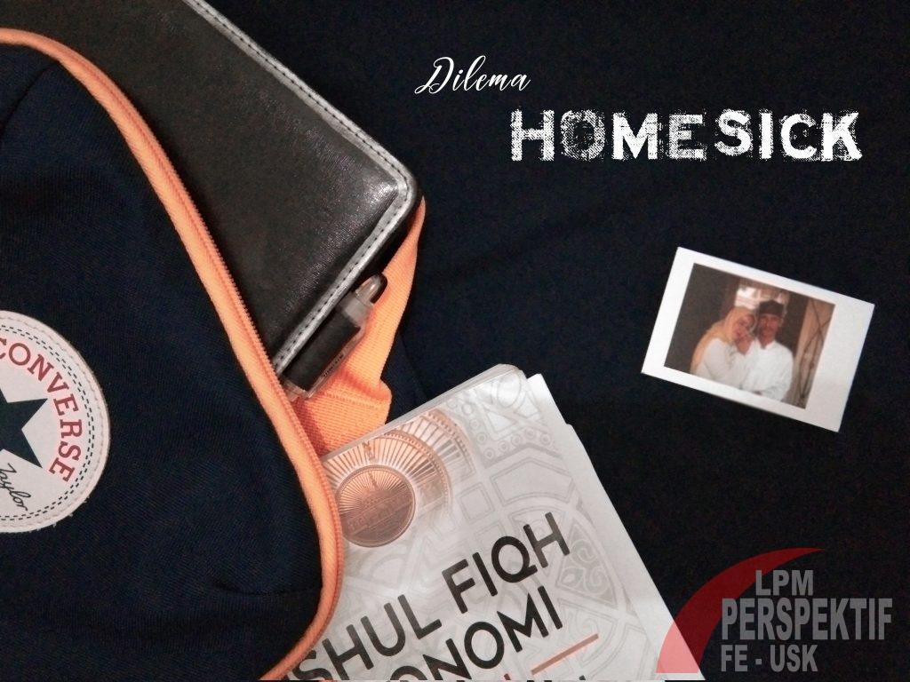 Sering Homesick? Yuk Simak Tips Berikut Ini