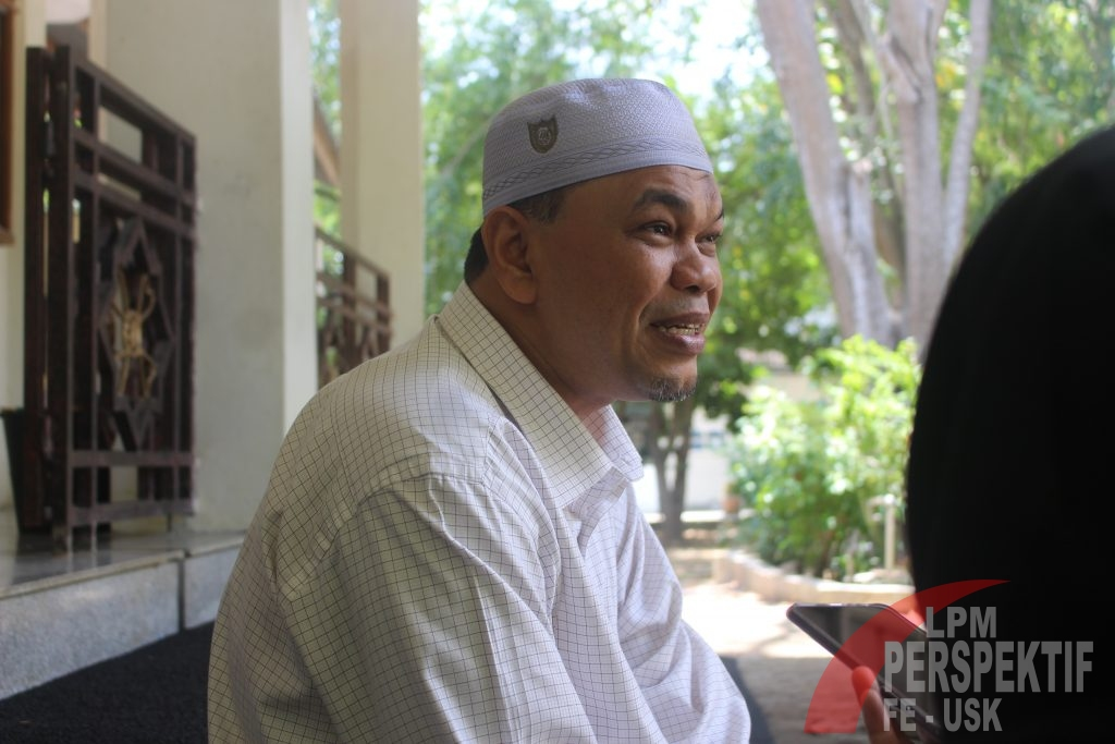 Ridwan Nurdin, Mantan Aktivis hingga Dosen FEB