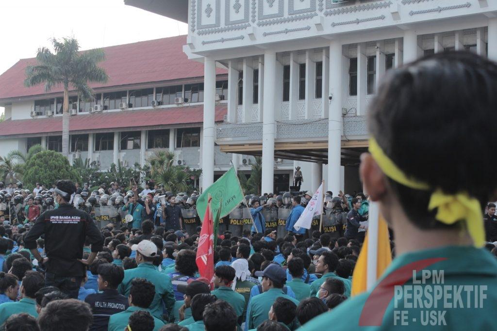 Pak PLT Gubernur, Mahasiswa Rindu Kehadiranmu