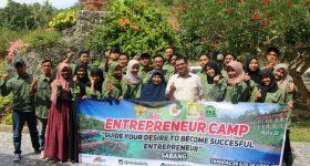 UKM Inkubator FEB Unsyiah Sukses Selenggarakan Entrepreneur Camp 2019