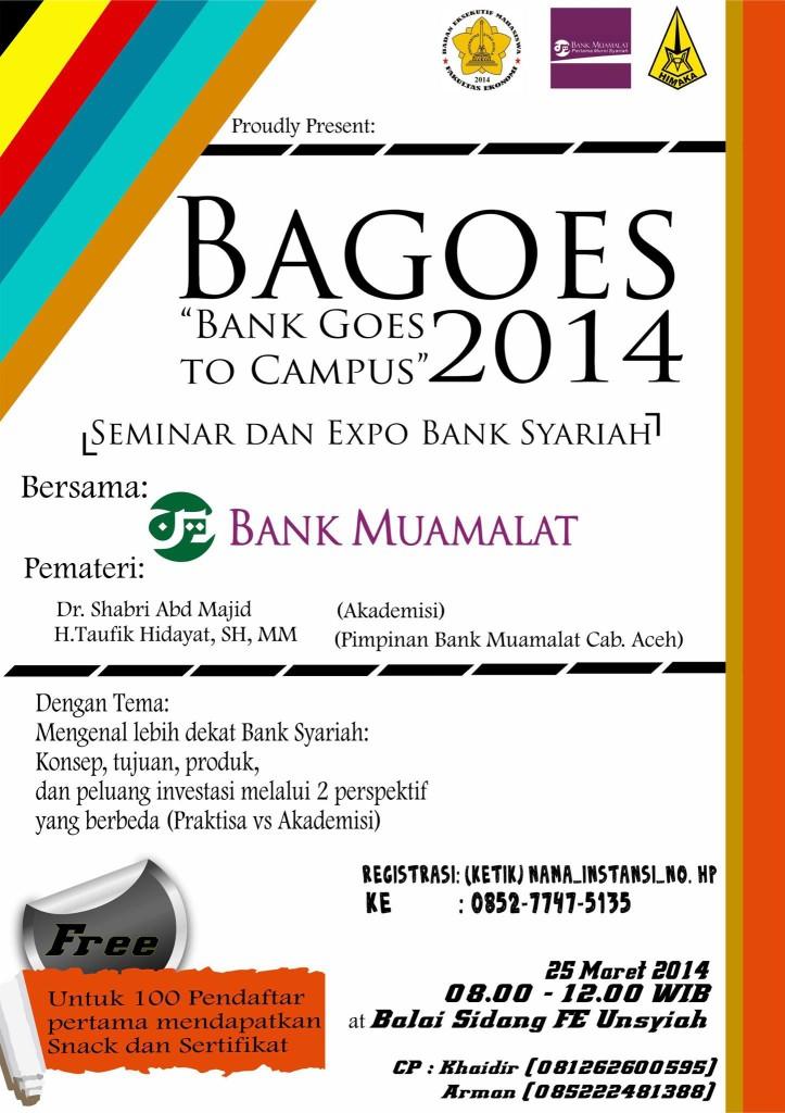 Poster BAGOES