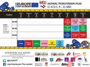 Schedule OC-Aceh - Indonesia