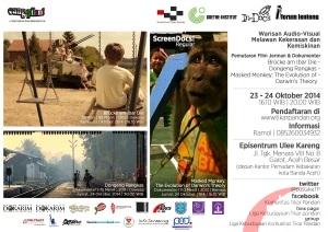 Cang-pilem! Warisan Audio-Visual Melawan Kekerasan dan Kemiskinan