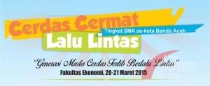 20 SMA Berkompetisi di Cerdas Cermat Lalu-lintas EOC