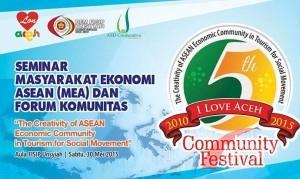 Besok, Community Festival Hadirkan Seminar dan Forum Komunitas