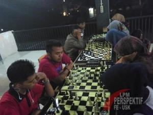 Tim Catur Universitas Syiah Kuala Intensifkan Latihan Menjelang POMNAS XIV Aceh