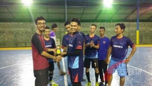 Jalin Silaturahmi, Demisioner HIMAKA Gelar Turnamen Futsal