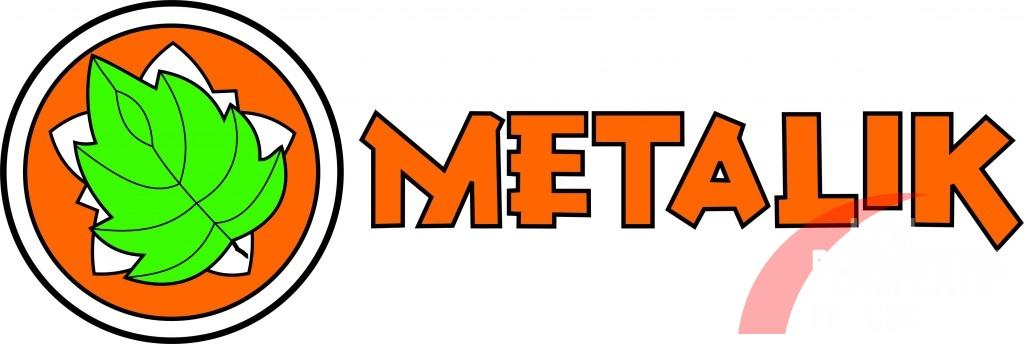 Logo Metalik