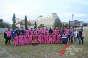 Tim Demisioner Menangkan Laga Final Sepakbola HISO 2016 (Dokumentasi Himaka)