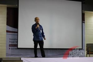 OJK Sosialisasikan Pasar Modal di Kalangan Akademika Fakultas Ekonomi dan Bisnis Unsyiah